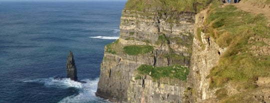 Cliffs of Moher is one of World Heritage Sites!!!.