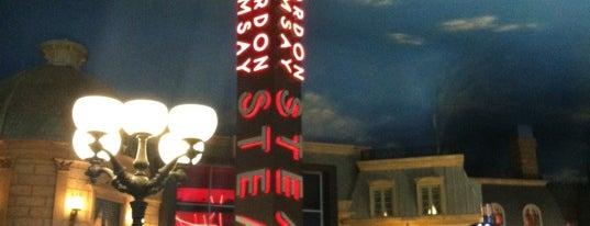 Gordon Ramsay Steak is one of Eating Las Vegas: 50 Essential Restaurants 2013.