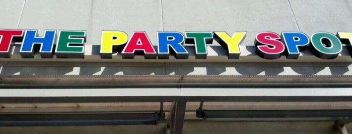 The Party Spot is one of Orte, die Jennifer gefallen.
