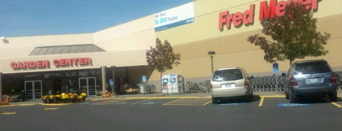 Fred Meyer is one of Classic Oregon Spots.