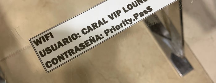 Caral VIP Lounge Veracruz is one of Orte, die Jhalyv gefallen.