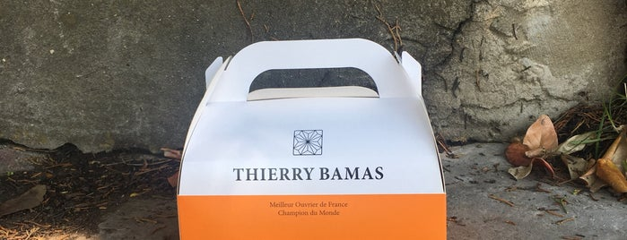 Patisserie Bamas is one of LEIREさんのお気に入りスポット.