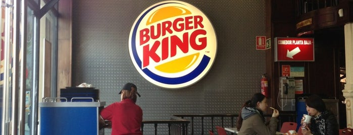 Burger King is one of Posti che sono piaciuti a Gilles.