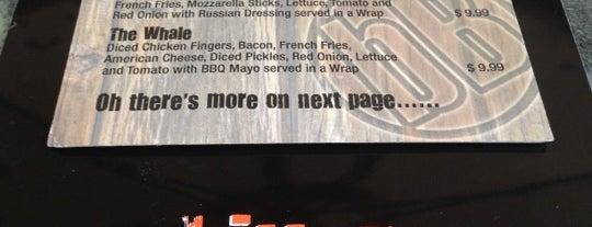 Bitter Bob's BBQ + comfort food is one of Tempat yang Disukai Marco.