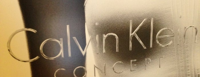 Calvin Klein is one of Mall and Stores.