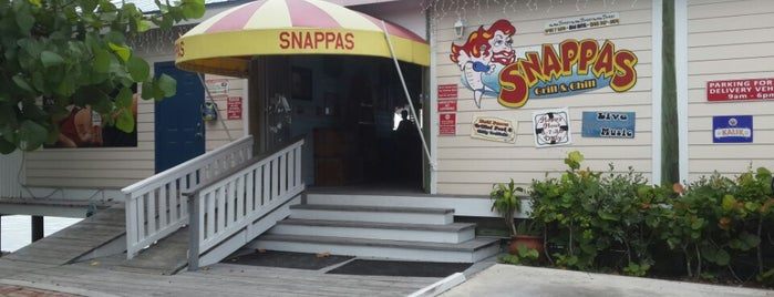 Snappa's Grill and Chill is one of Work Trips.