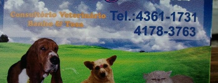 Ponto Animal Veterinário is one of lugares mais visitados.
