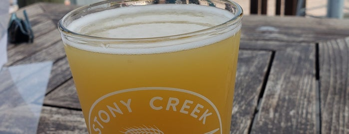 Stony Creek Brewery is one of My Brewery List.