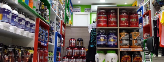 Planet Body - Suplementos e Moda Fitness is one of Brasília Places.