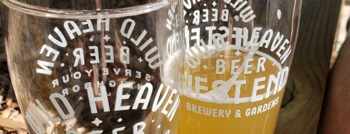 Wild Heaven Beer is one of Breweries I've been to..