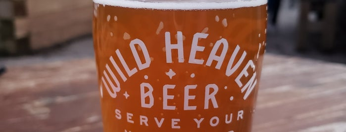 Wild Heaven Beer is one of Breweries or Bust 2.