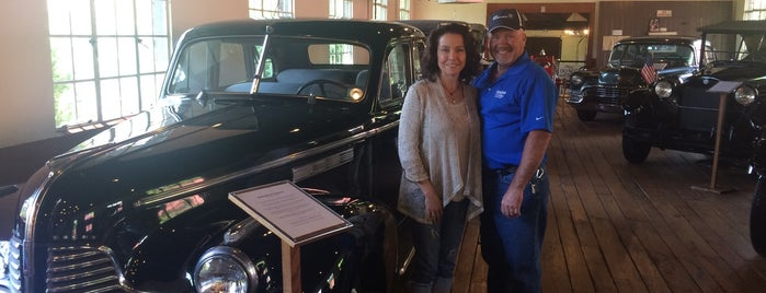 Antique Car Museum at Grovewood Village is one of Best Places to Check out in United States Pt 1.
