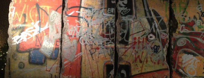 Berlin Wall Remains (520 Madison Lobby) is one of NY.