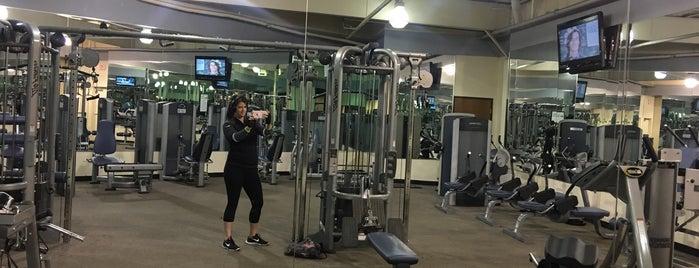 Texas Family Fitness is one of Taiyyib'in Beğendiği Mekanlar.