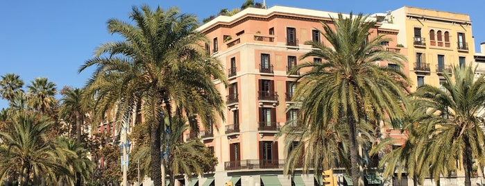 Soho House Barcelona is one of Barcelona.