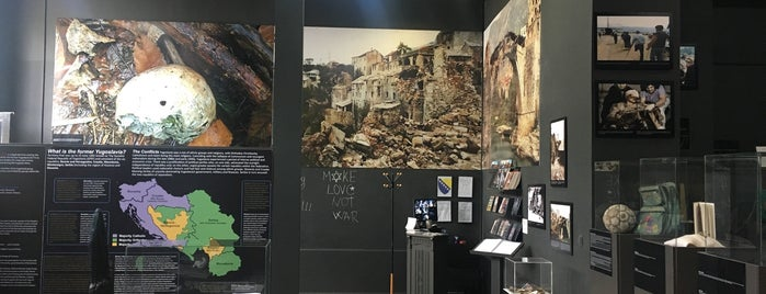 Museum of War and Genocide Victims is one of Balkans.