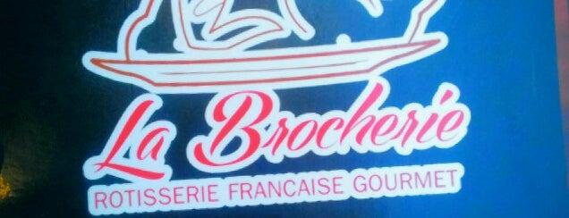 La Brocherie is one of Liogon: сохраненные места.