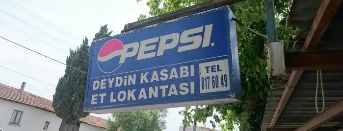 Deydin Lokanta & Kasabı is one of Tempat yang Disukai Sadi..