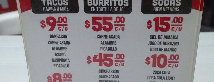 La Charrita is one of Monterrey.