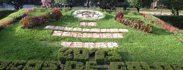 Calendário Floral is one of Poços.