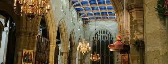 Lancaster Priory is one of Orte, die Carl gefallen.