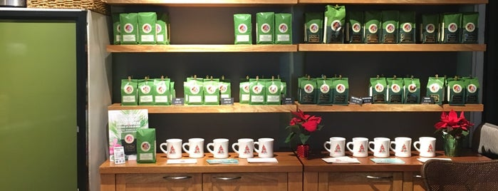 Honolulu Coffee Company is one of Hawaii.