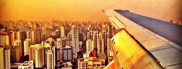 Aéroport de São Paulo / Congonhas (CGH) is one of Part 1~International Airports....