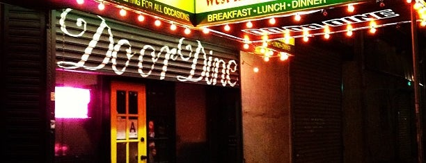 Do or Dine is one of NYC - Sit Outside.