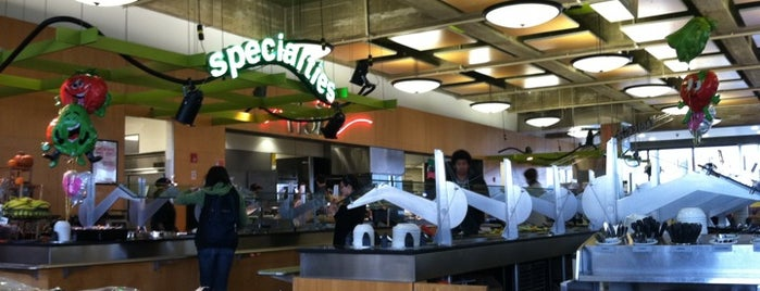 Brockway Dining Center is one of Munchies Badge-Syracuse University.