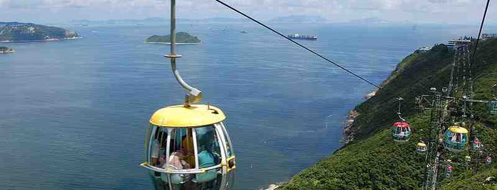 Ocean Park Hong Kong is one of Locais curtidos por Winnie.