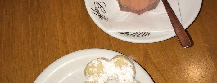 Caffè Balilla is one of √ Best Cafès & Bars in Genova.