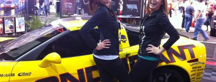 Barrett-Jackson Collector Car Auction is one of Lugares favoritos de Karen.