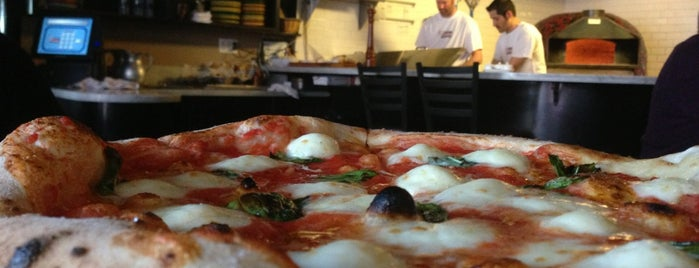 Tony's Pizza Napoletana is one of California 2019.