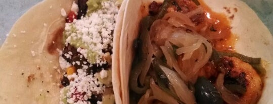 Tacodeli is one of Give 5% To Mother Earth - Austin.