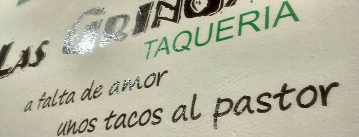 Las Gringas Taqueria is one of สถานที่ที่ Laura ถูกใจ.
