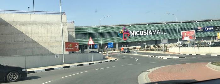 Nicosia Mall is one of Bego : понравившиеся места.