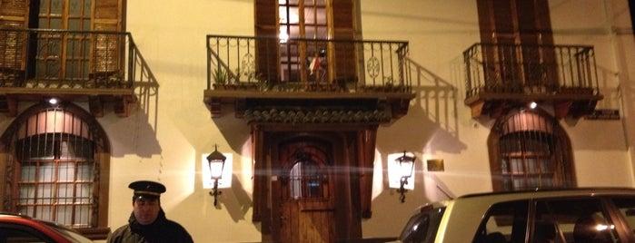 Rincón De Francia is one of Quito.