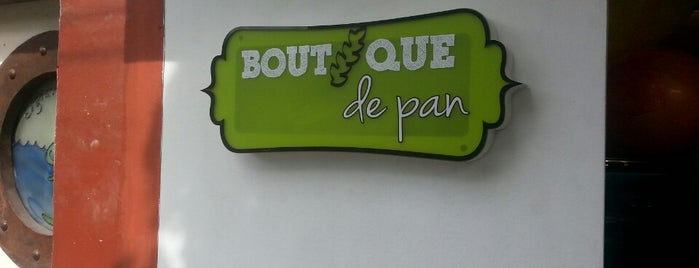 Boutique de Pan is one of Locais salvos de Alicia.