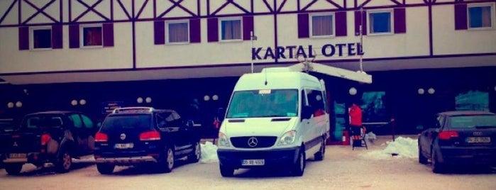 Kartal Otel is one of Lugares favoritos de Irfan.
