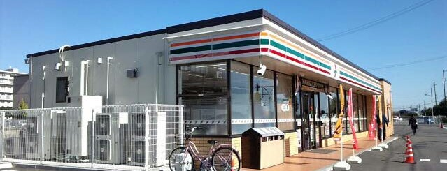 7-Eleven is one of よく行くところ.