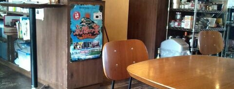 radi cafe apartment is one of 電源 コンセント スポット.