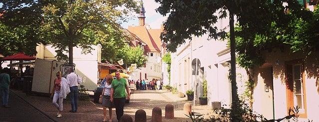 Weinheim is one of Viagem.