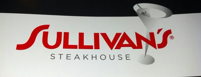 Sullivan's Steakhouse is one of Christopher 님이 좋아한 장소.