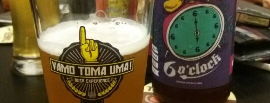 Vamo Toma Uma - Beer experience is one of สถานที่ที่ Cris ถูกใจ.