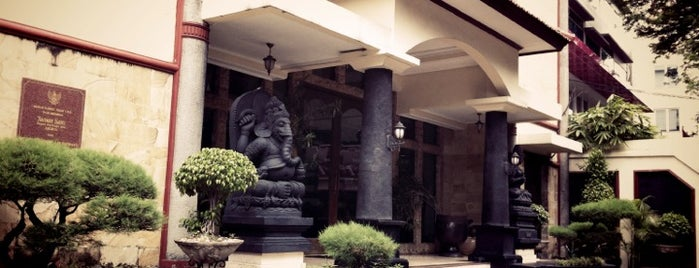 Taman Sari Royal Heritage Spa is one of Jakarta.