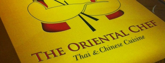 The Oriental Chef is one of Dubai Food 7.