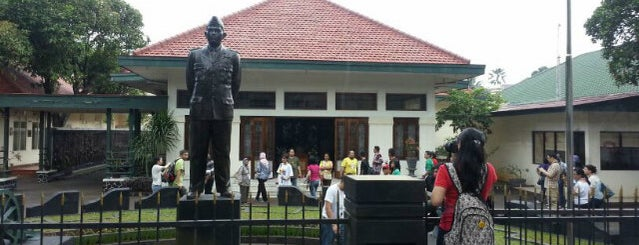 Museum Jenderal Besar DR Abdul Haris Nasution is one of Museum In Indonesia.