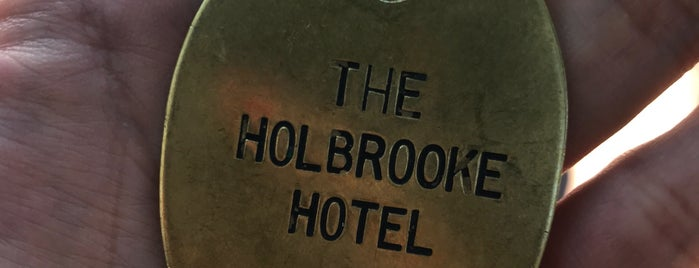 Holbrooke Hotel is one of Historian.