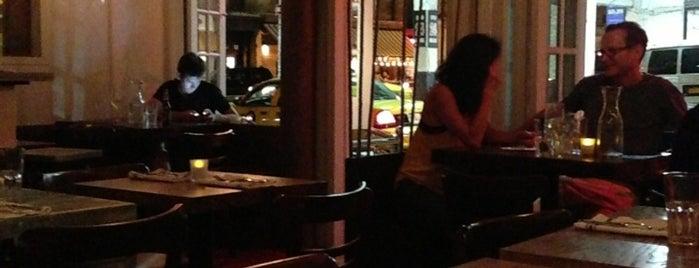 Peix bar de Mariscos is one of Eating Manhattan III.