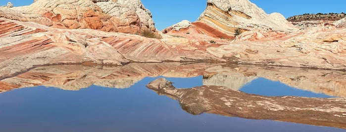 White Pocket is one of Arizona.